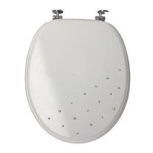 White Toilet Seats Wayfaircouk - 40cm round toilet seat