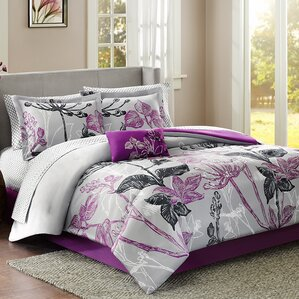 Purple Bedding Sets You\'ll Love | Wayfair