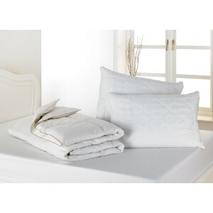 Pure Natural Wool 12 Tog Duvet By The Pillow Company