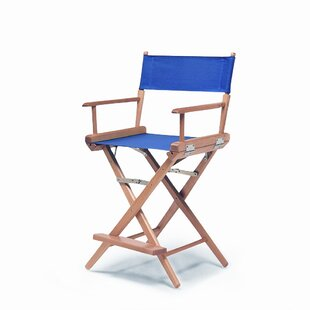 World Famous Folding Director Chair  sc 1 st  Wayfair & Outdoor Directors Chairs | Wayfair