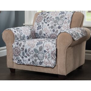 Palladio Box Cushion Armchair Slipcover by Innovative Textile Solutions