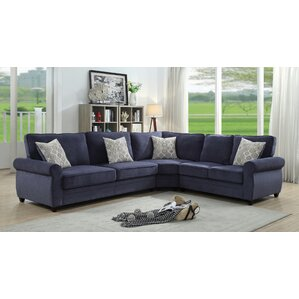 Thornhill Sleeper Sectional by Andover Mills