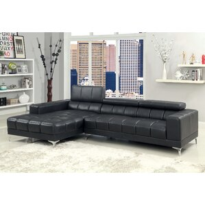 Derrikke Reclining Sectional Collection by H..