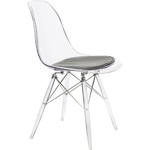 Mohnton Clear Side Chair (Set of 2) by Wa..