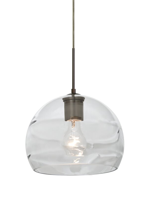 globe lighting pendant besa spirit light reviews pdx cord wayfair