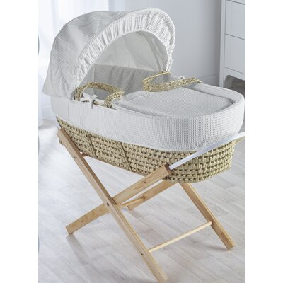 Moses Baskets Cribs Amp Bedside Cribs You Ll Love Wayfair