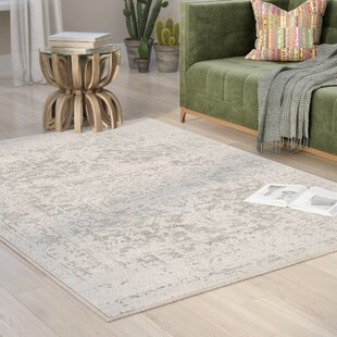 Hillsby Light Gray Beige Area Rug