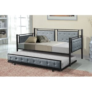 Duke Daybed with Trundle by Latitude Run