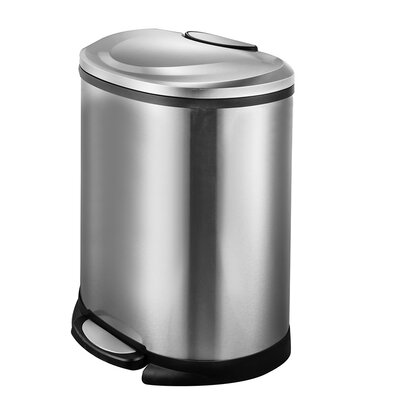 Display Reviews For Two Wheel Trash Can 96 Gallon Greenstone Plastic Wheeled