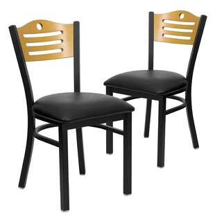 Chafin Upholstered Dining Chair (Set of 2)