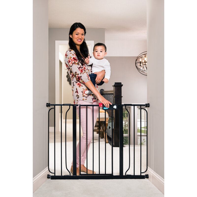 Regalo Easy Step Extra Wide Safety Gate Reviews Wayfair