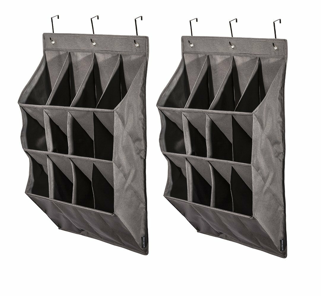 Storagemaniac 12 Pocket Overdoor Hanging Organizer Wayfair