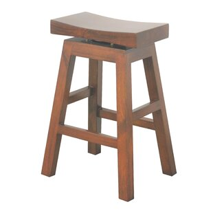 Alfreda 25.5 Swivel Bar Stool