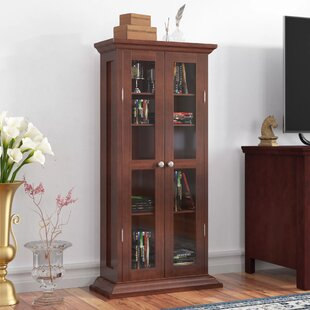 Calahan Cd Dvd Multimedia Cabinet