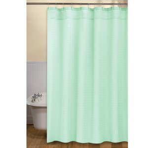 Buy Mini Check Shower Curtain!