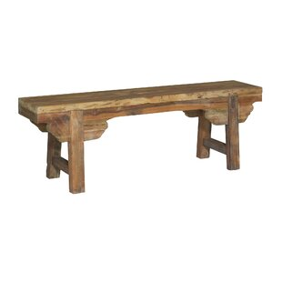 Knollview Wood Bench