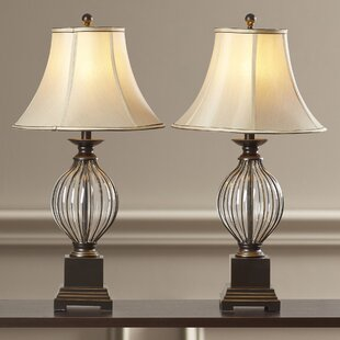 Table lamps youll love wayfair ontario 31 table lamp set of 2 aloadofball Gallery