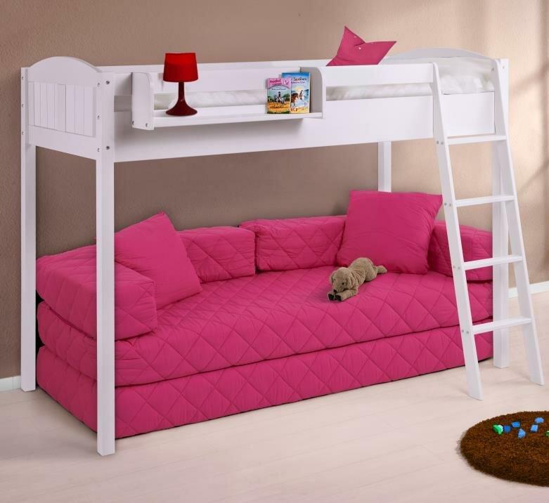 High Sleeper With Sofa Bed Brokeasshome Com