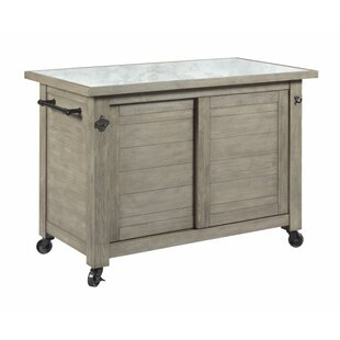 Burt Shiplap Kitchen Island
