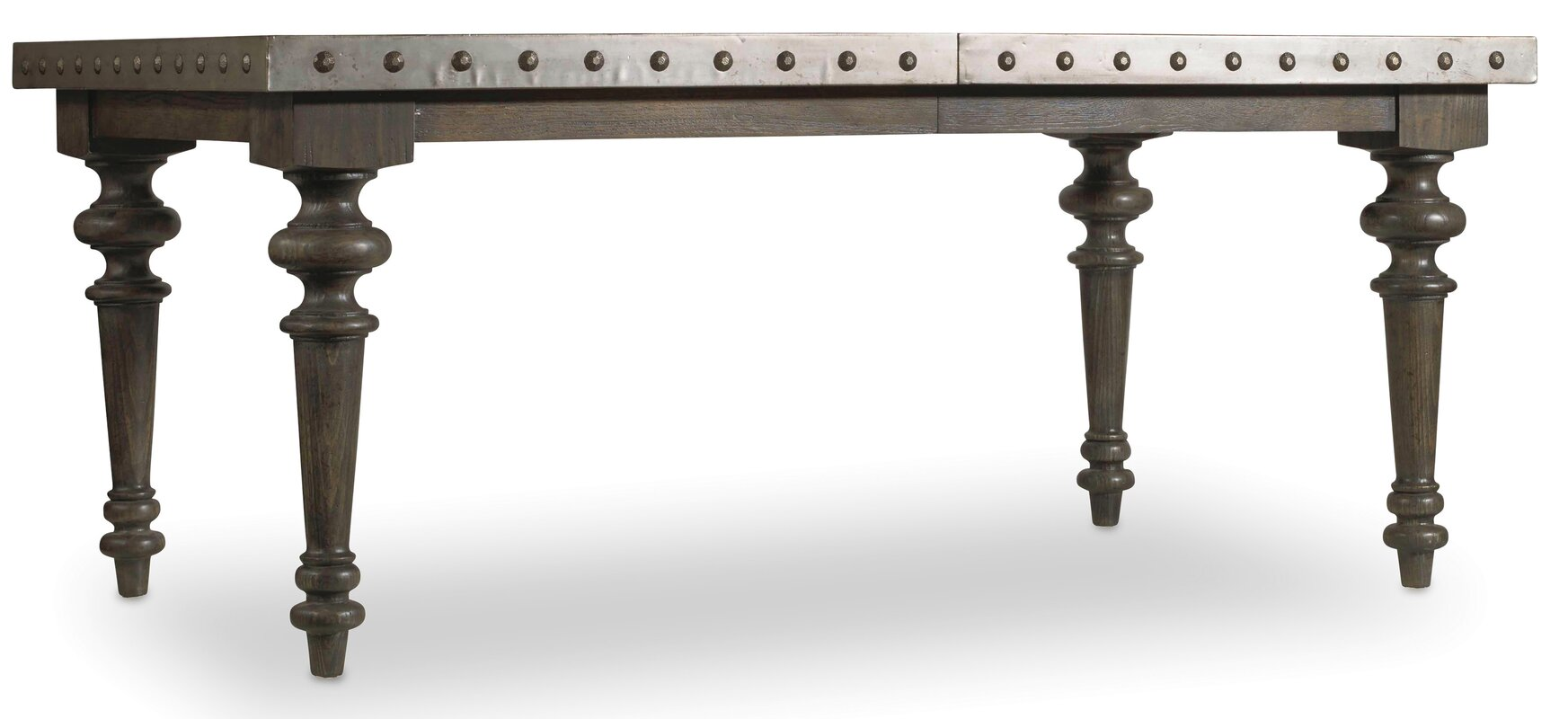 Hooker Furniture Vintage West Extendable Dining Table Reviews