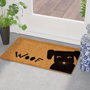 Idella Woof Doormat