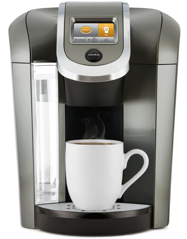 K575 Single Serve K Cup Pod Coffee Maker