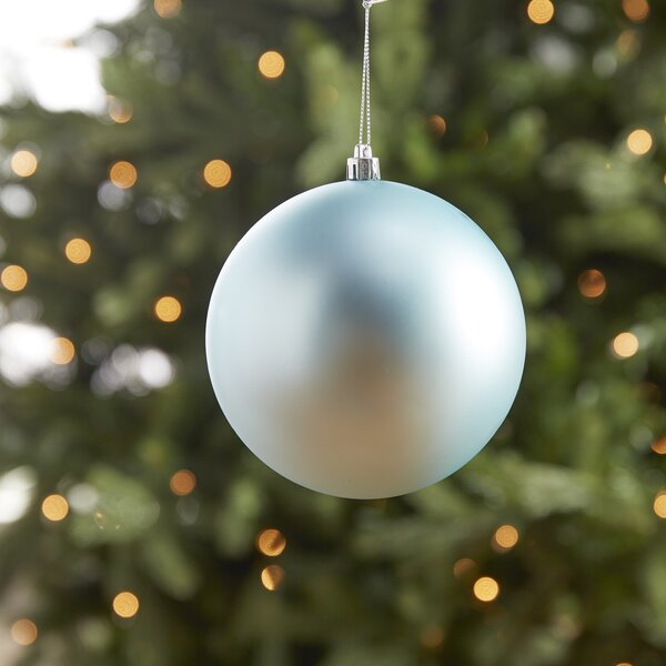 christmas ornaments youll love wayfair - Large Christmas Tree Ornaments