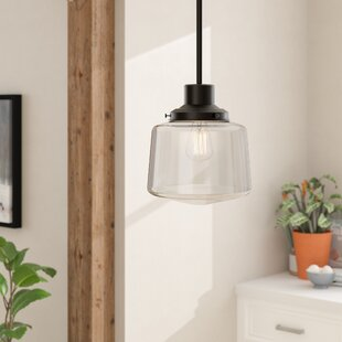 Schoolhouse pendant lighting styles for your home joss main save to idea board aloadofball Image collections