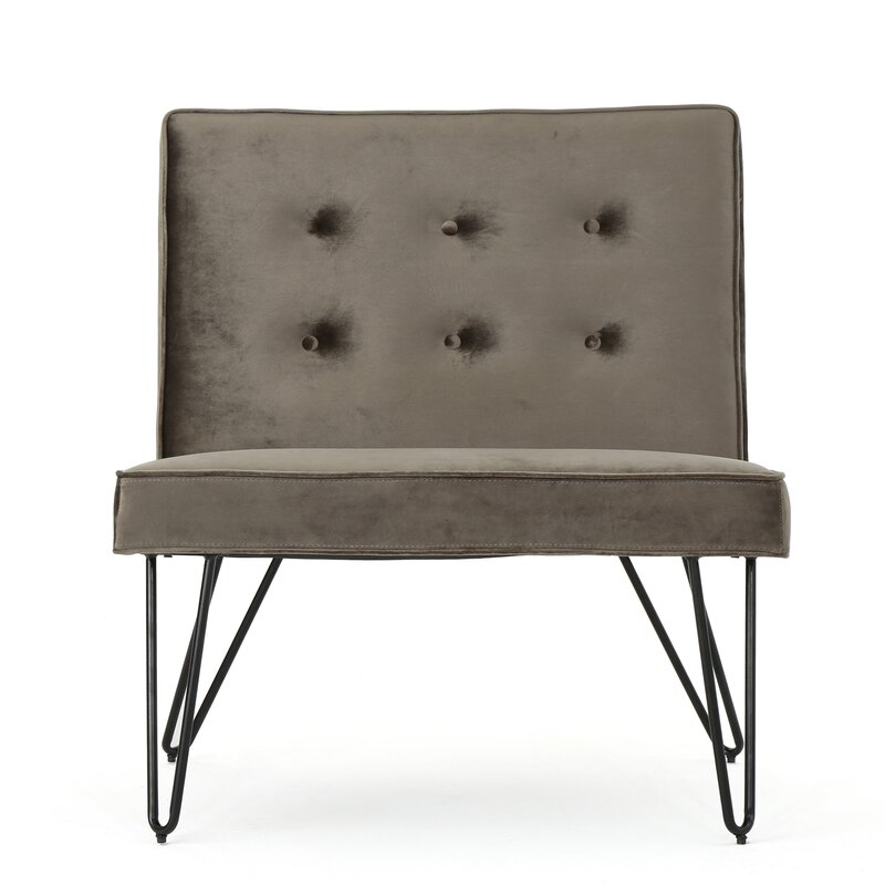 Bon Balderrama Slipper Chair