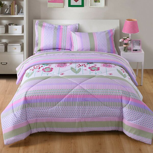 Fitted Comforter For Bunk Beds Wayfairca