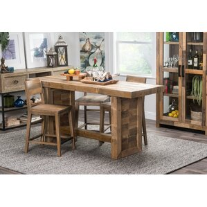 Needham Counter Height Dining Table by Loon Peak