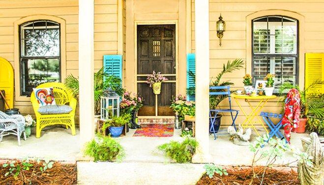 Spring Porch Decorating Ideas Wayfair