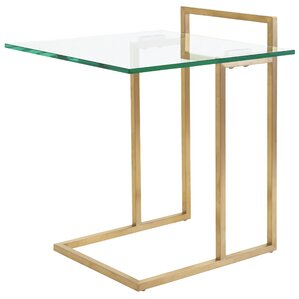 Enna End Table by Nuevo