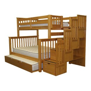 Twin Over Full Bunk U0026 Loft Beds Youu0027ll Love | Wayfair