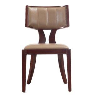 Regency Upholstered Dining Chair (Set of 2)