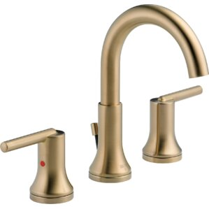 Trinsic® Bathroom Standard Faucet Lever Handle Bathroom Faucet With Drain  Assembly