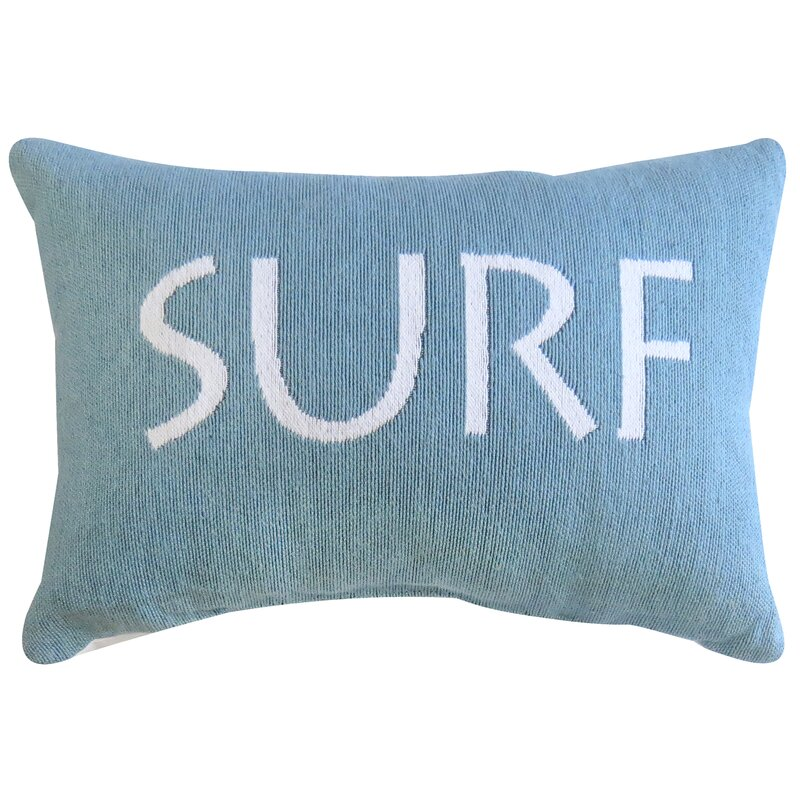 Park B Smith Ltd Surf Tapestry Decorative Lumbar Pillow Reviews Cool Decorative Lumbar Pillows For Chairs