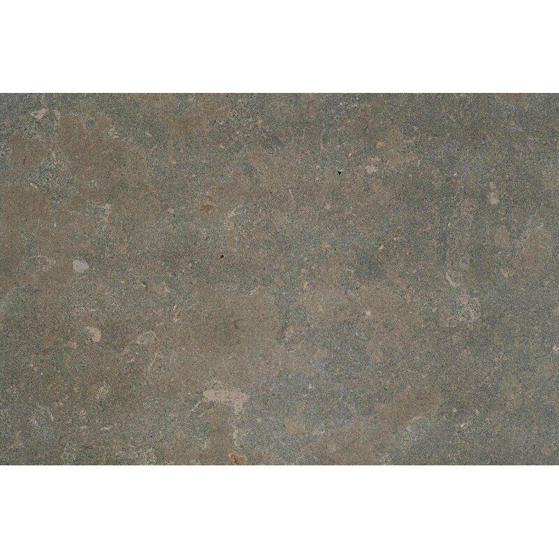 Nova Blue 18 X Limestone Field Tile