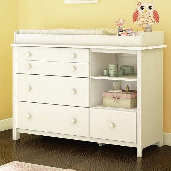 South Shore Little Smileys Changing Table Dresser Reviews Wayfair