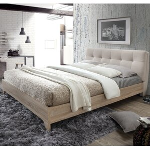 Rebecca Upholstered Full Platform Bed by Wholesale Interiors
