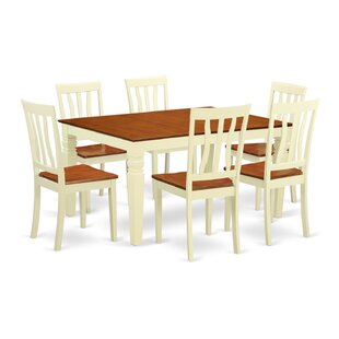 Arends 7 Piece Dining Set