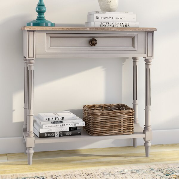 Lark Manor Sevan French Provincial Style Console Table U0026 Reviews | Wayfair