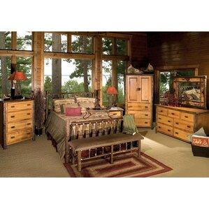 Oak Bedroom Sets You\'ll Love | Wayfair
