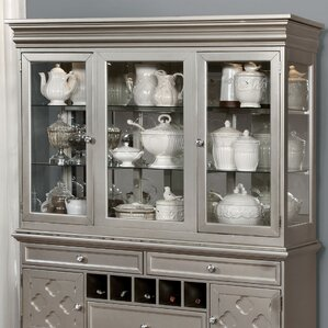Kacy China Cabinet Top by Willa Arlo Inte..