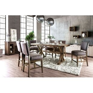 Monterrey 7 Piece Counter Height Dining Table Set
