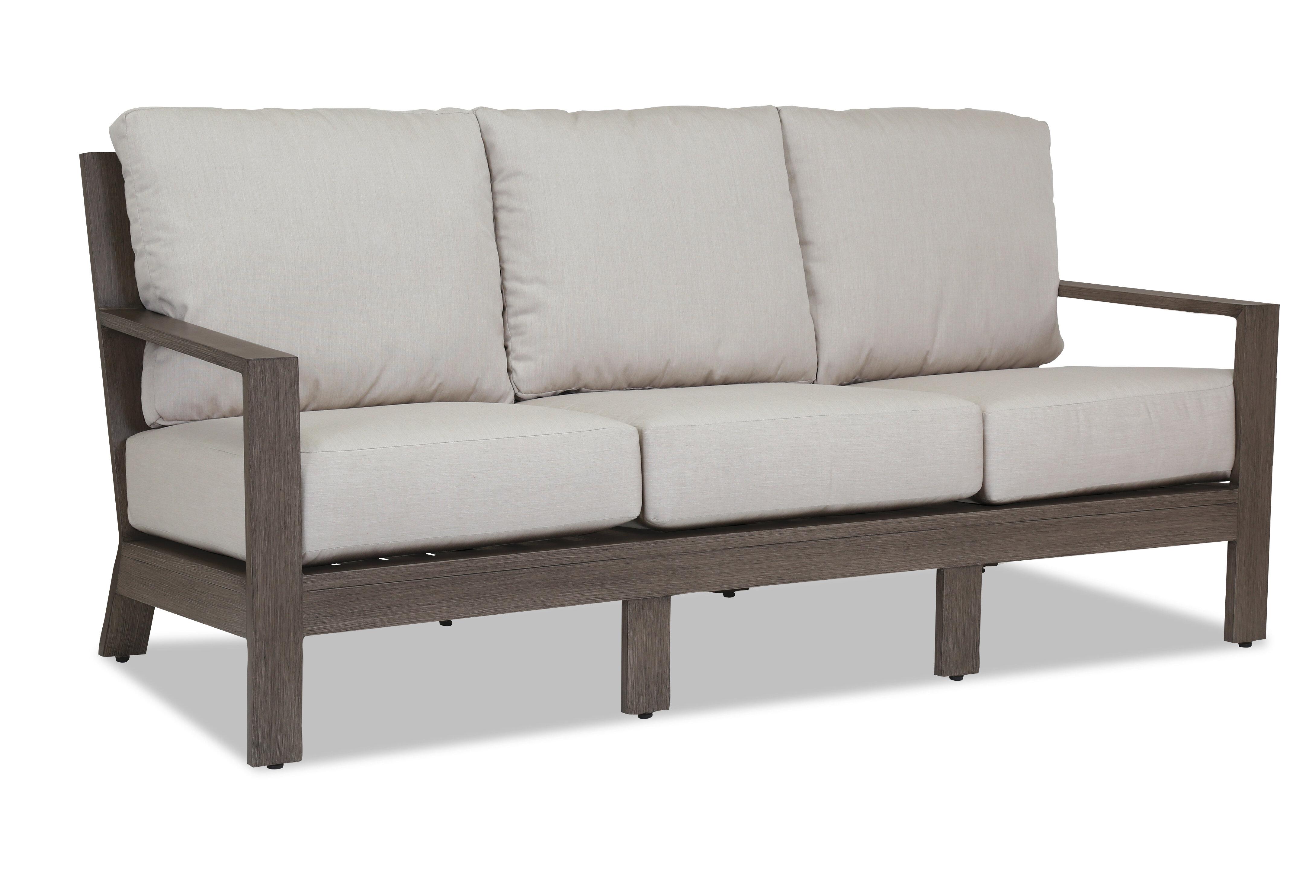 Sunset West Laguna Sofa With Cushions | Wayfair
