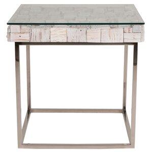 Salmeron Native End Table by Brayden Studio