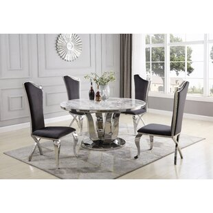 Rodrick 5 Piece Dining Set