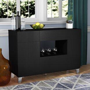 Black Sideboards & Buffets You'll | Wayfair on