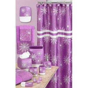 Daisy Stitch Shower Curtain